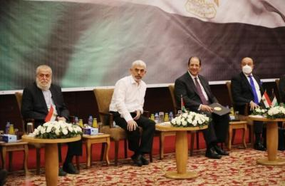 العربي الجديد تكشف كواليس مثيرة عن لقاء المخابرات المصرية بحماس في غزة