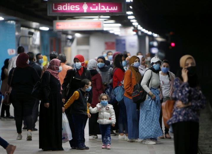 مصر: تسجيل 566 حالة إيجابية جديدة بفيروس (كورونا) و38 وفاة