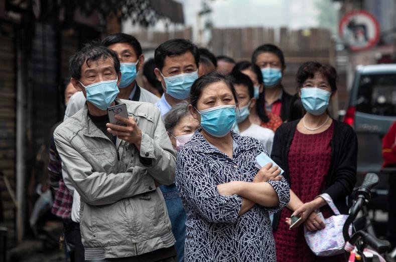 الصين تسجل 23 إصابة جديدة بفيروس (كورونا)