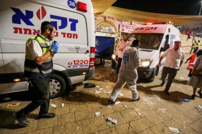 إصابة جنديين إسرائيليين بعملية طعن بالقدس.. والمستوطنين يقتحمون الأقصى
