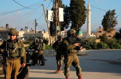 بيت لحم.. الاحتلال يصيب ثلاثة شبان بالرصاص الحي خلال اقتحام مخيم عايدة