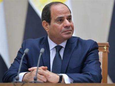 الرئيس السيسي يوجه بسرعة إدخال معدات للمساهمة في إعادة بناء غزة