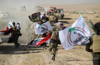 الحشد الشعبي يعلن مقتل عدد من مقاتليه في الضربات الأميركية على الحدود العراقية السورية
