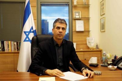 إيلي كوهين: لن يتم إعادة اعمار غزة قبل حل قضية الجنود الأسرى لدى حماس