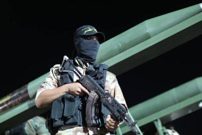 """المقاومة رفعت حالة التأهب.. حماس تنقل رسالة إلى وزير المخابرات المصرية بشأن """"مسيرة الأعلام"""""""