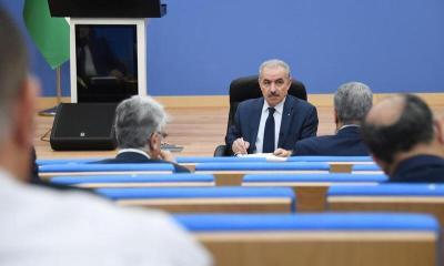 الحكومة: تقرير زيارة الوزراء إلى غزة سيكون على طاولة المجلس الأسبوع القادم