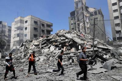 وزير الأشغال: الحكومة لم تتلق أي تمويل لإعادة إعمار غزة حتى اللحظة