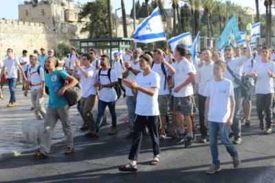 الجبهة الشعبية تحذر: مسيرة الأعلام ستفجر الأوضاع من جديد