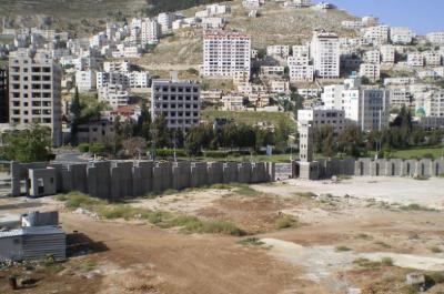 """غانتس وساعر يشكلان لجنة لمتابعة عمليات البناء الفلسطيني في المناطق """"ج"""""""