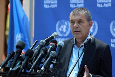 لازاريني: أكثر من 20 ألف أسرة ستتلقى مساعدات غذائية قريباً في غزّة