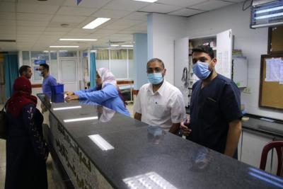 الكشف عن إحصائية وفيات وإصابات (كورونا) بغزة خلال 24 ساعة الماضية