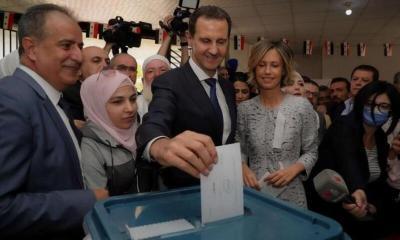 صحيفة فرنسية: عدد القتلى الذين صوتوا لإعادة انتخاب الأسد أعلى من عدد أولئك الذين وثقتهم المنظمات الحقوقية