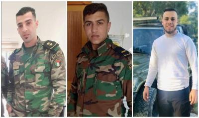 3 شهداء بينهم ضابطان من الاستخبارات برصاص الاحتلال في جنين