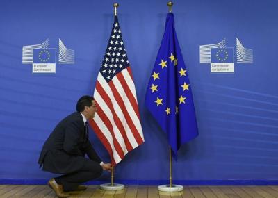 شريك حسب الطلب.. دراسة تظهر موقف الأوروبيين من الولايات المتحدة