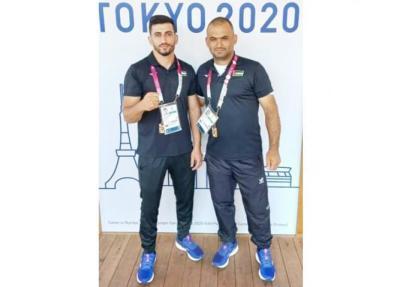 """لاعب الجودو الفلسطيني """"أبو ارميلة"""" يودع أولمبياد طوكيو 2020 مبكرا"""