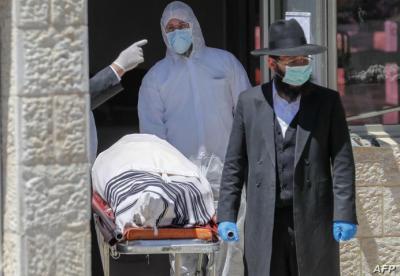 1411 إصابة جديدة بفيروس (كورونا) في إسرائيل