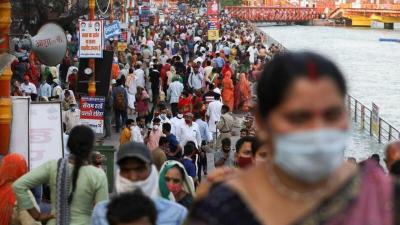 الهند تسجل 39.7 ألف إصابة جديدة بفيروس (كورونا) خلال الـ24 ساعة الماضية