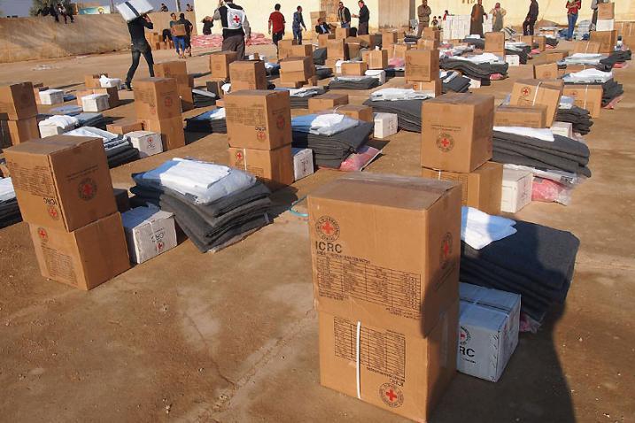 الولايات المتحدة تعلن عن مساعدات للعراق بـ155 مليون دولار