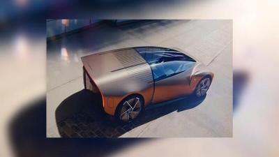 """""""بينينفارينا"""" تكشف عن سيارة كهربائية فاخرة تشبه الرصاصة"""