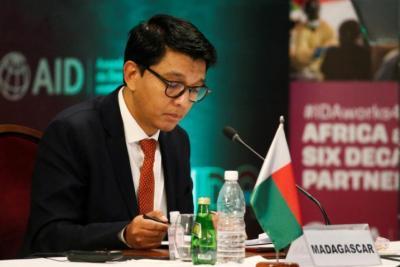 محاولة اغتيال لرئيس مدغشقر واعتقال المشتبه بهم