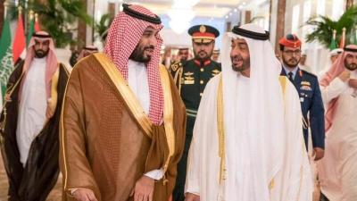 ستراتفور: تفكك العلاقات السعودية الإماراتية أمر حتمي خلال المرحلة القادمة