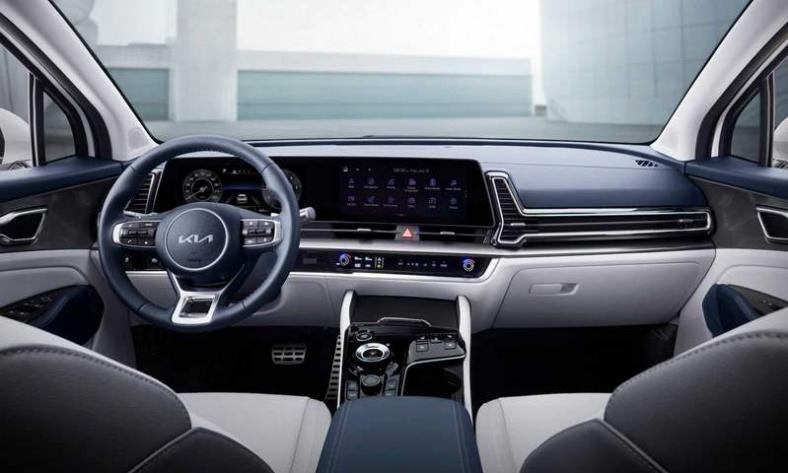 سيارة سبورتاج 2022