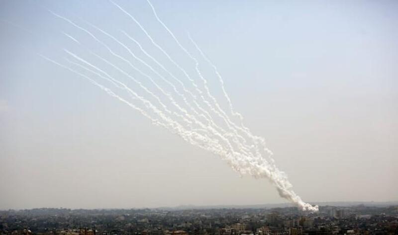 صحيفة: المقاومة بغزة أبلغت القاهرة استئنافها إطلاق الصواريخ بسبب الانتهاكات ضد القدس