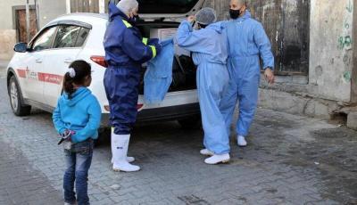 التقرير الوبائي حول فيروس (كورونا) في فلسطين خلال الـ24 ساعة الأخيرة