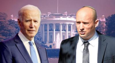 رئيس الوزراء الإسرائيلي يتوجه إلى واشنطن اليوم للقاء بايدن الخميس المقبل