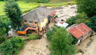 ارتفاع حصيلة ضحايا الفيضانات في تركيا