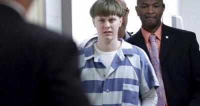 الحكم بإعدام شاب أمريكي قتل 9 أشخاص من ذوي البشرة السمراء