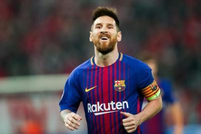 الكشف عن تفاصيل ديون نادي برشلونة لميسي