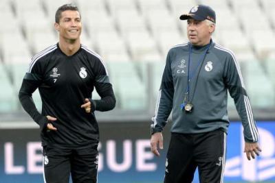 مفاجأة.. مدرب ريال مدريد يطلب التعاقد مع رونالدو