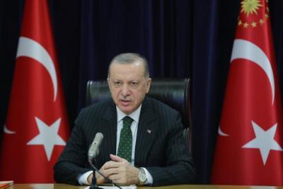 أردوغان: الدخل القومي سيتجاوز تريليون دولار قريبًا