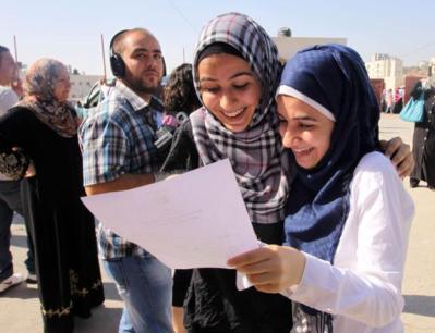 تحميل ملف نتائج الثانوية العامة توجيهي 2021 - الضفة الغربية