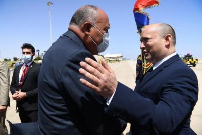 القاهرة تنقل رسالة تهديد إسرائيلية لحماس وهذا ما جاء فيها..