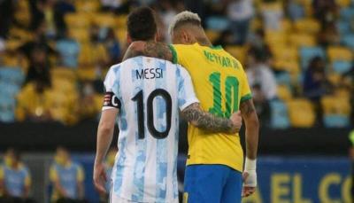 """""""فيفا"""" يعقب على أزمة مباراة الأرجنتين والبرازيل"""