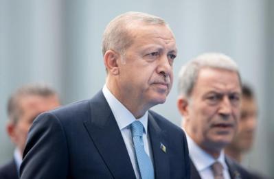 أردوغان: سألتقي رئيس الوزراء اليوناني الأسبوع المقبل في نيويورك