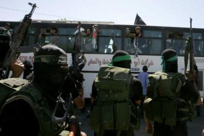"""(الأخبار) اللبنانية تكشف تفاصيل مقترح """"حماس"""" لتنفيذ صفقة تبادل الأسرى"""