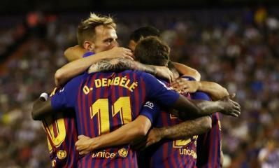 فريق برشلونة يعود 18 عاما إلى الوراء!