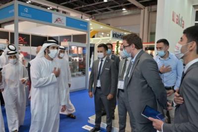 حمدان بن محمد: الأداء القوي لقطاع المعارض في دبي يفتح المجال أمام خلق فرص جديدة للنمو