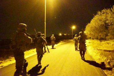 الاعلام العبري ينشر تفاصيل العملية العسكرية التي نفذها جيش الاحتلال الإسرائيلي
