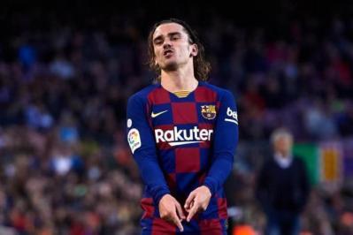 برشلونة يعير أحد أبرز مهاجميه لنادي أتلتيكو مدريد