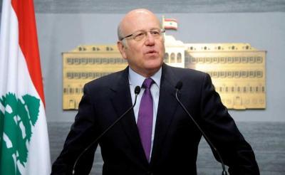 ميقاتي: الحكومة ستعلن بعد ظهر اليوم ولا ثلث معطلا في الحكومة العتيدة