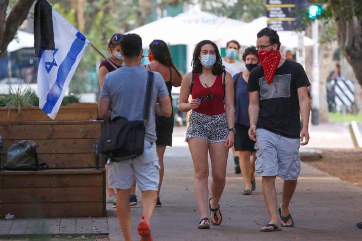 8 وفيات وأكثر من 11 ألف إصابة جديدة بـ (كورونا) في إسرائيل
