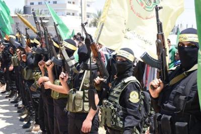 """كتائب الأقصى تتبنى حرق خيمة """"رمات دان"""" وتتوعد الاحتلال بالرد على اغتيال الشهداء"""