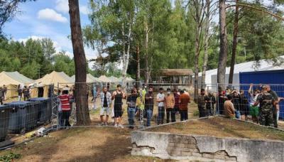 بغداد: اتخذنا جميع الإجراءات لتسهيل عودة العراقيين من مخيمات ليتوانيا