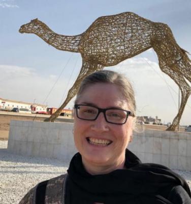 ممرضة نيوزيلندية تنقذ شابًا تعرض لحادث مروري في السعودية
