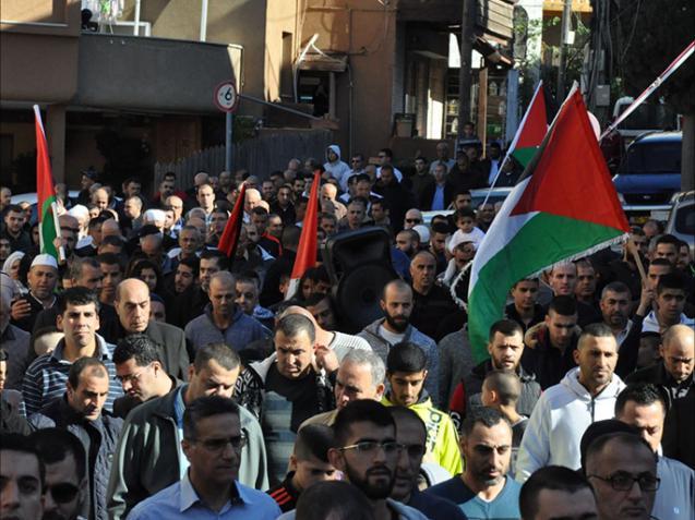صحيفة تدعو بينيت لتوفير الأمن لفلسطينيي الداخل