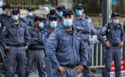 الإمارات تعمل على إنشاء ملحق للشرطة الإسرائيلية على أراضيها